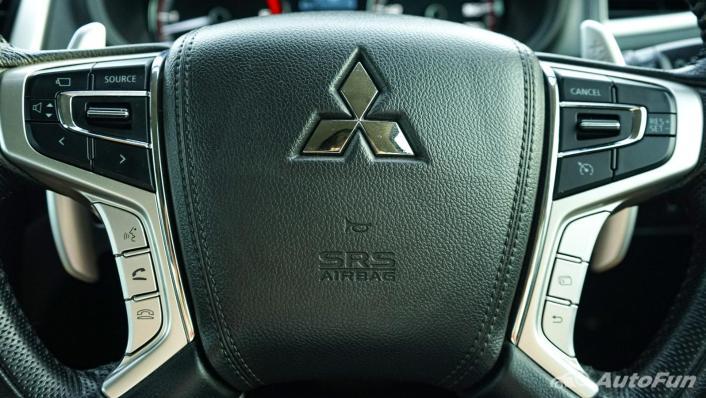 2020 Mitsubishi Triton Double Cab 4WD 2.4 GT Premium 6AT Interior 004