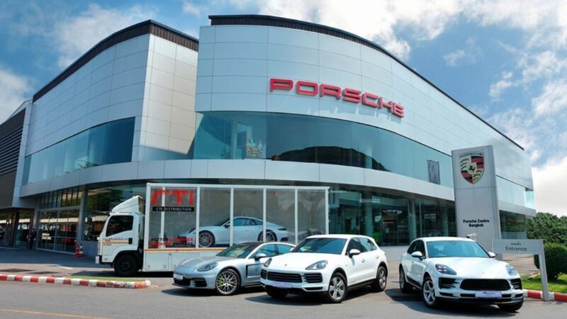 Porsche เอเชียปิดไตรมาสแรกโตขึ้น 28% ส่งมอบรถ 827 คัน ไทยขายได้ 177 คัน 02