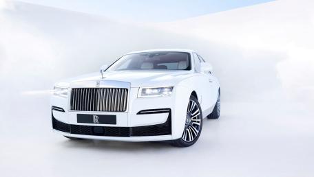 รูปภาพ Rolls-Royce Ghost