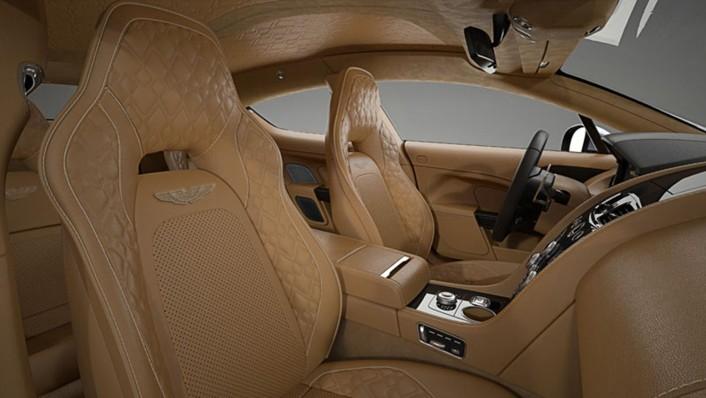 Aston Martin Rapide S 2020 Interior 002