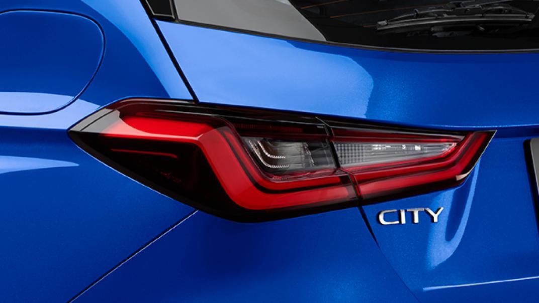 2021 Honda City Hatchback e:HEV RS Exterior 080