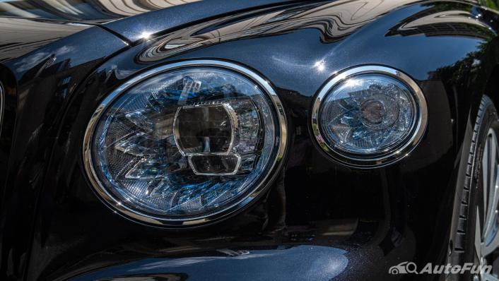 2020 Bentley Flying Spur 6.0L W12 Exterior 009