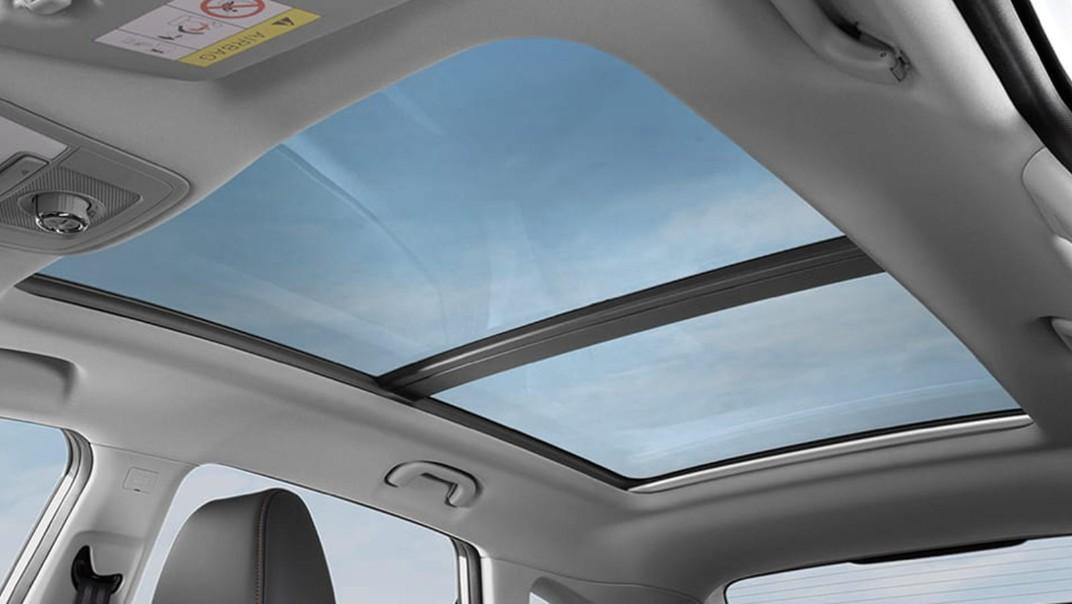 MG ZS-EV 2020 Interior 009