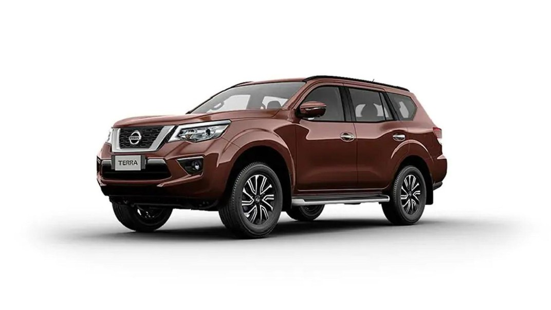 Nissan Terra 2020 Others 009