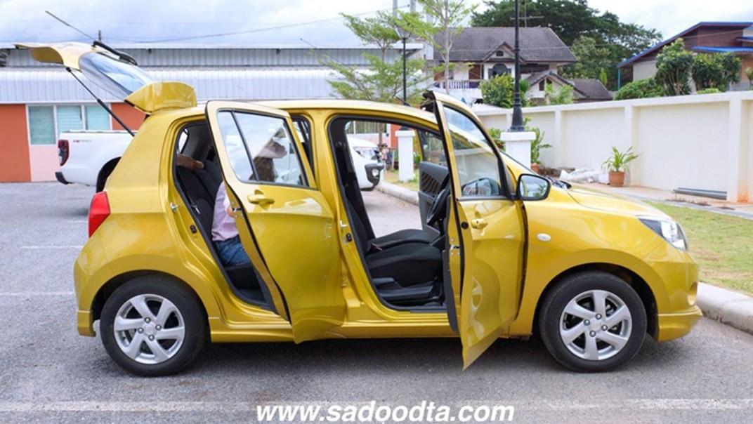 Suzuki Celerio Public 2020 Exterior 009