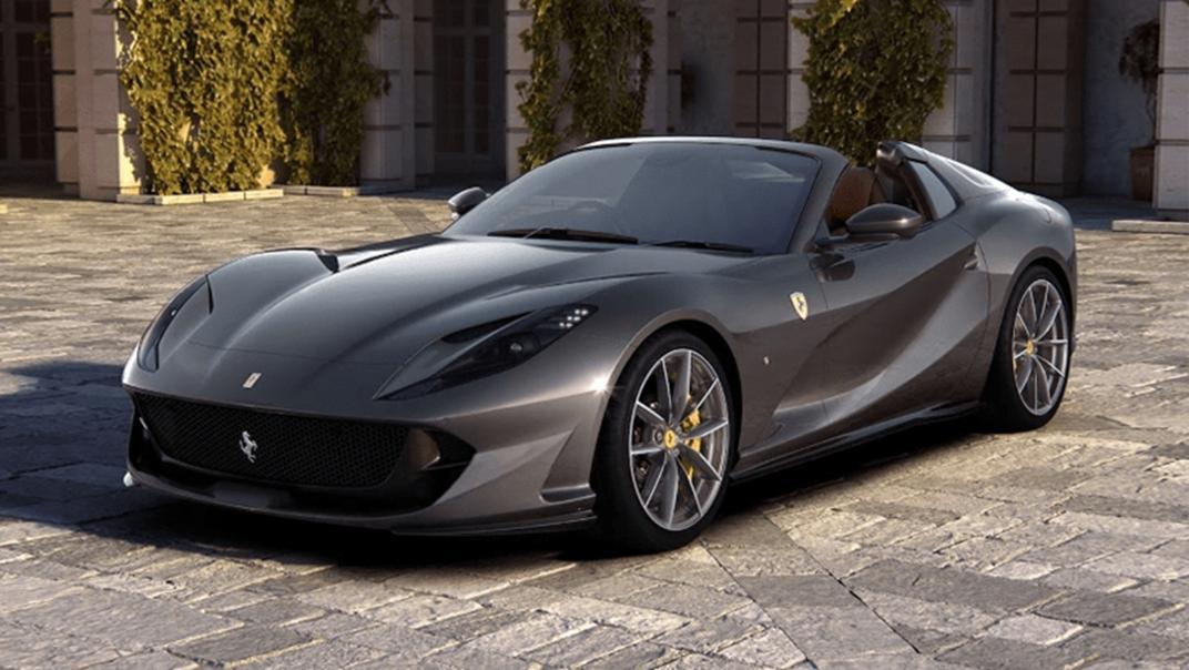 2020 Ferrari 812 GTS 6.5L Exterior 003