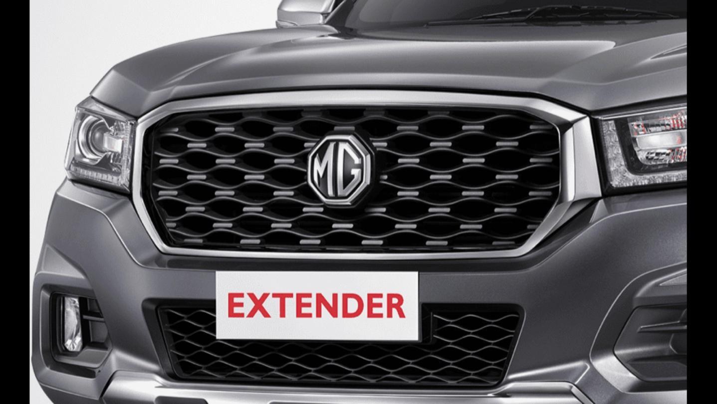 MG Extender 2020 Exterior 006