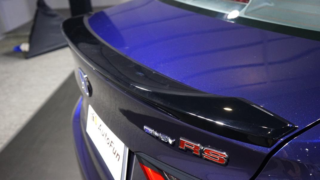 2021 Honda City e:HEV RS Exterior 094