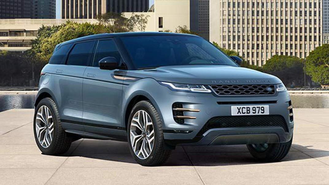 Land Rover Range Rover Evoque 2020 Exterior 002