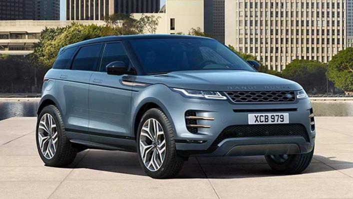 Land Rover Range Rover Evoque Public 2020 Exterior 002