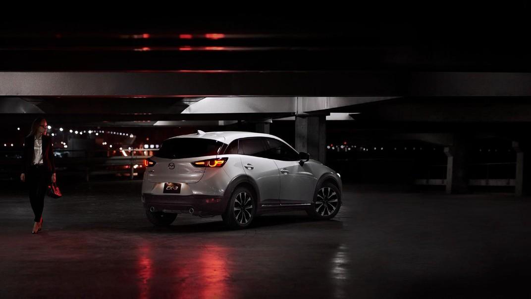 Mazda CX-3 2020 Exterior 012