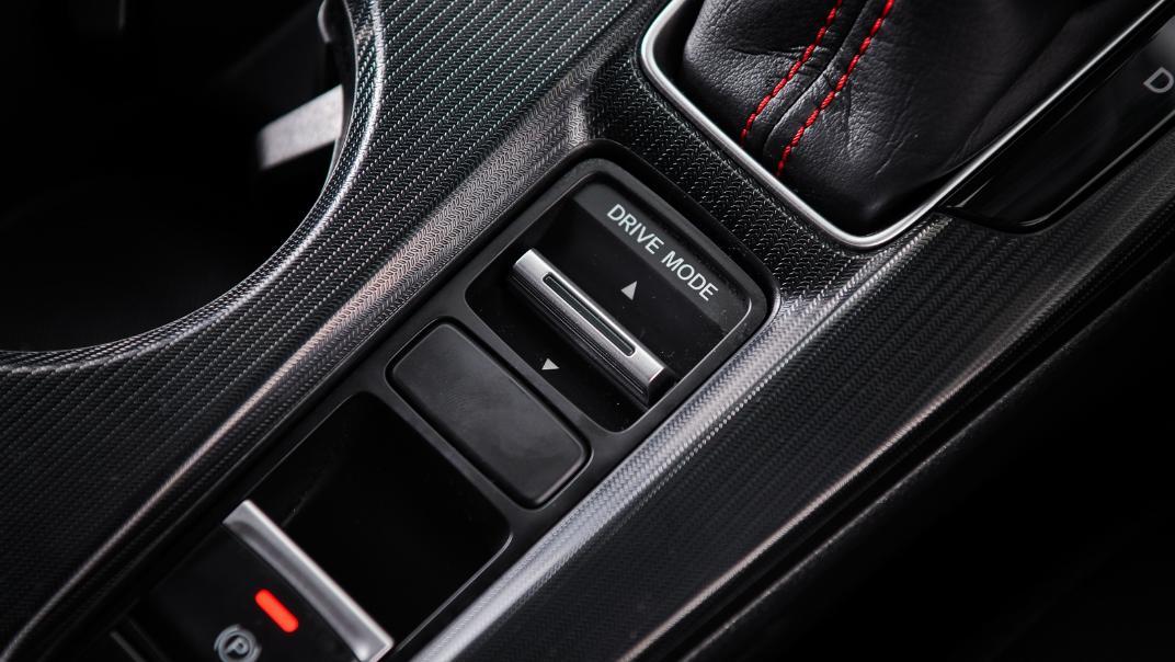 2022 Honda Civic RS Interior 075