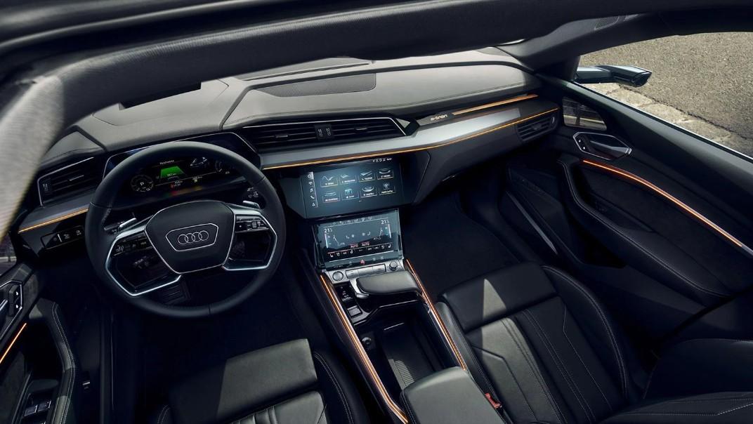 Audi E Tron 2020 Interior 002