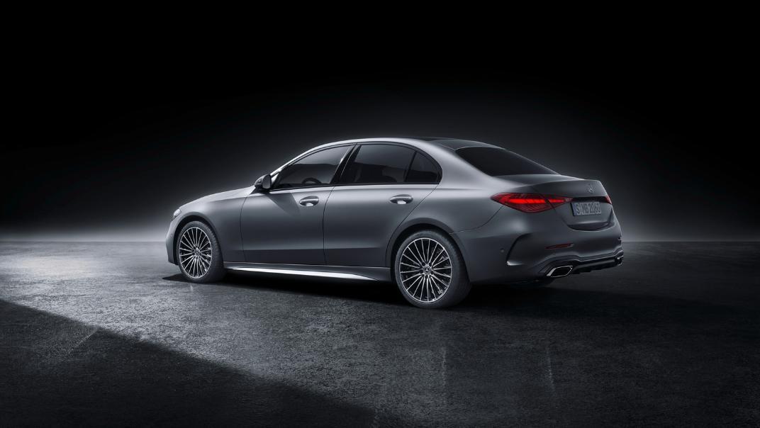 2021 Mercedes-Benz C-Class W206 Upcoming Version Exterior 005