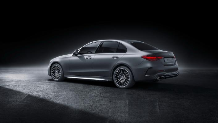 2021 Mercedes-Benz C-Class W206 Upcoming Version Exterior 005