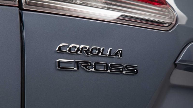 เปิดสเปก 2021 Toyota Corolla Cross เวอร์ชั่นอเมริกัน เครื่องแรงกว่าไทย มี AWD พร้อมถุงลม 9 ลูก 02