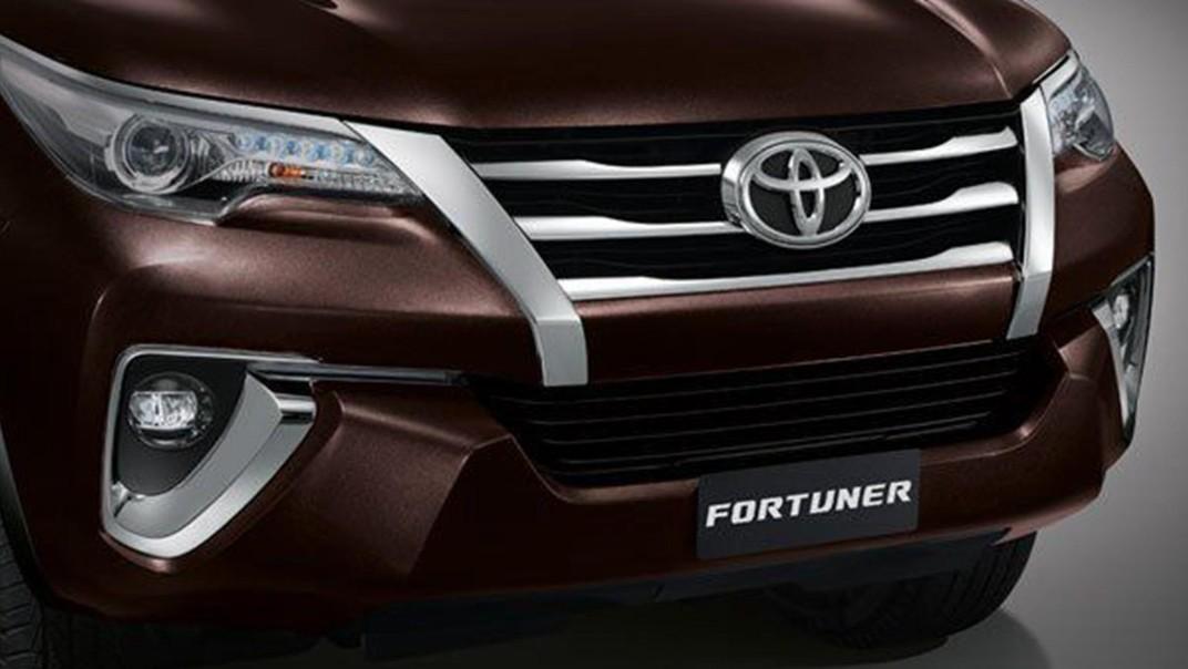 Toyota Fortuner Public 2020 Exterior 004