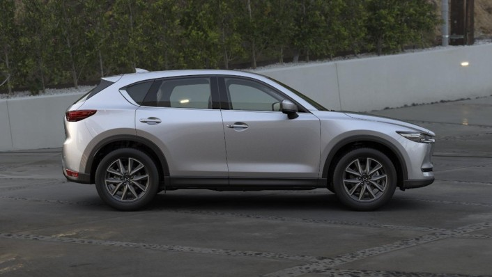 Mazda CX-5 2020 Exterior 005