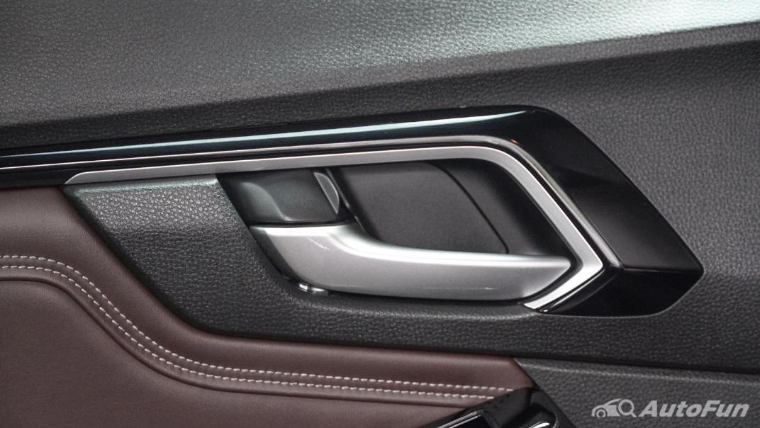 2020 Isuzu D-Max 4 Door V-Cross 3.0 Ddi M AT Interior 069