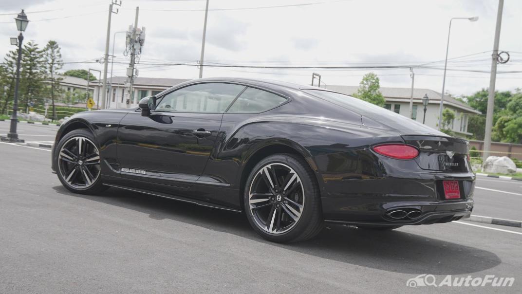 2020 Bentley Continental-GT 4.0 V8 Exterior 012