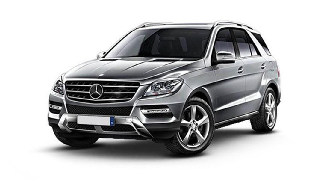 Mercedes-Benz M-Class 2020 Exterior 008