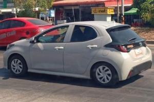 2021 Toyota Yaris โผล่ทดสอบสมรรถนะในไทย หรือเราจะได้สัมผัสตัวจริง?