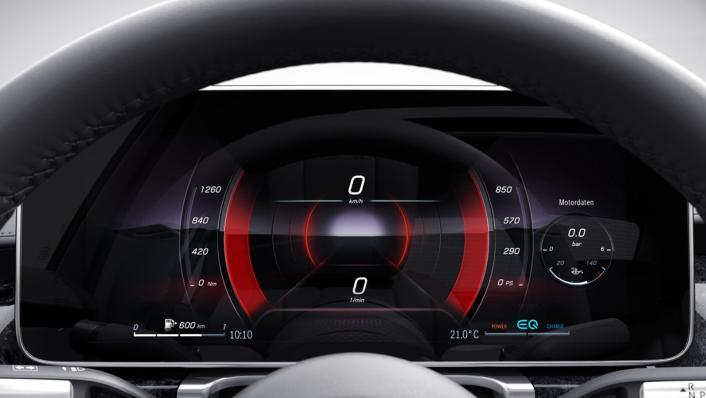 2021 Mercedes-Benz S-Class Interior 003