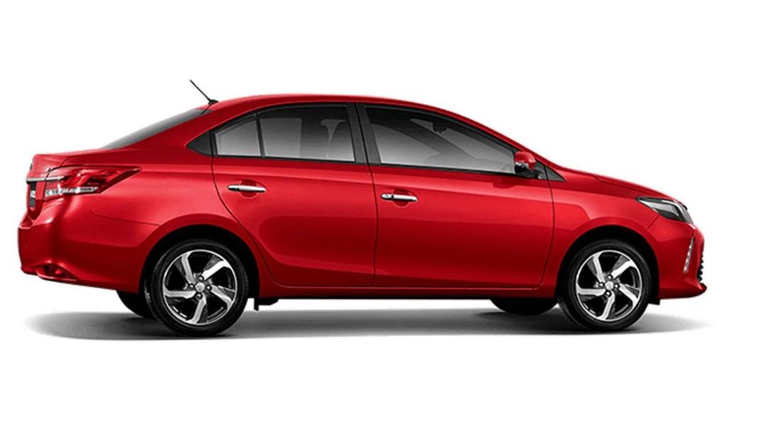 Toyota Vios 2020 Exterior 006