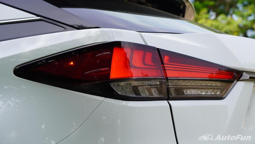 2020 Lexus RX 3.5 350 F Sport Exterior 034