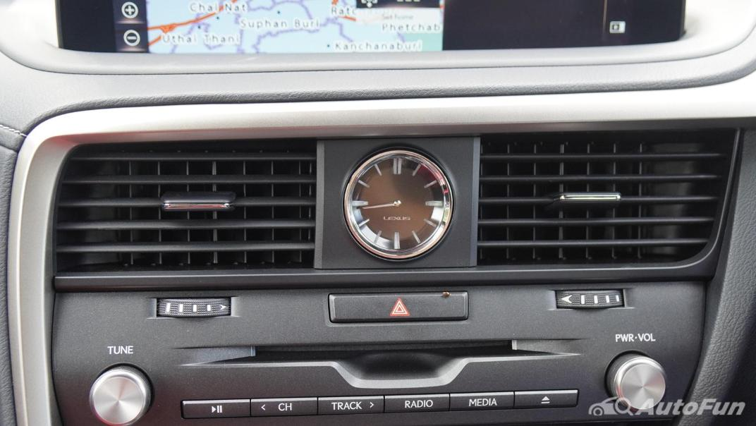 2020 Lexus RX 3.5 350 F Sport Interior 025