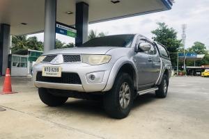 มือสองต้องรู้ Mitsubishi Triton CNG กระบะไม่ง้อน้ำมันแพง ประหยัดสุดในงบไม่เกิน 200,000 บาท