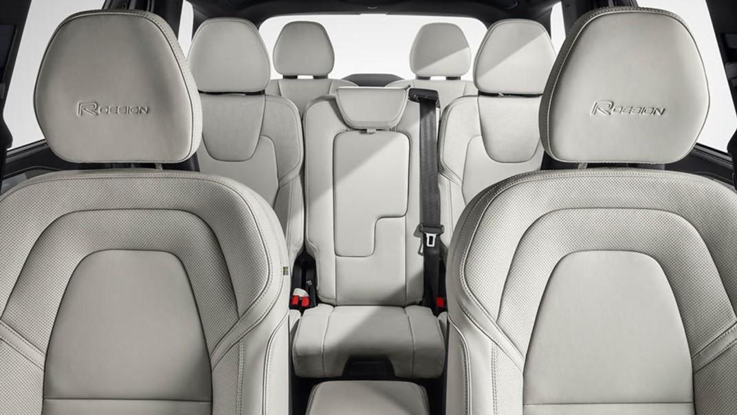 Volvo XC 90 2020 Interior 010