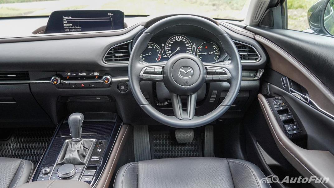 2020 Mazda CX-30 2.0 C Interior 002