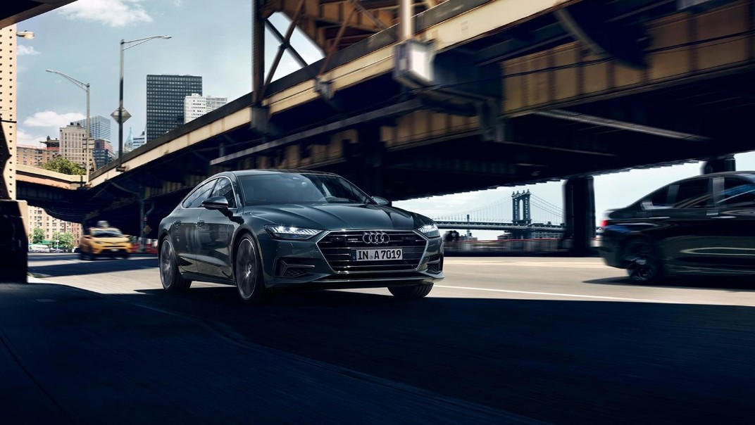 Audi A7 Sportback Public 2020 Exterior 010