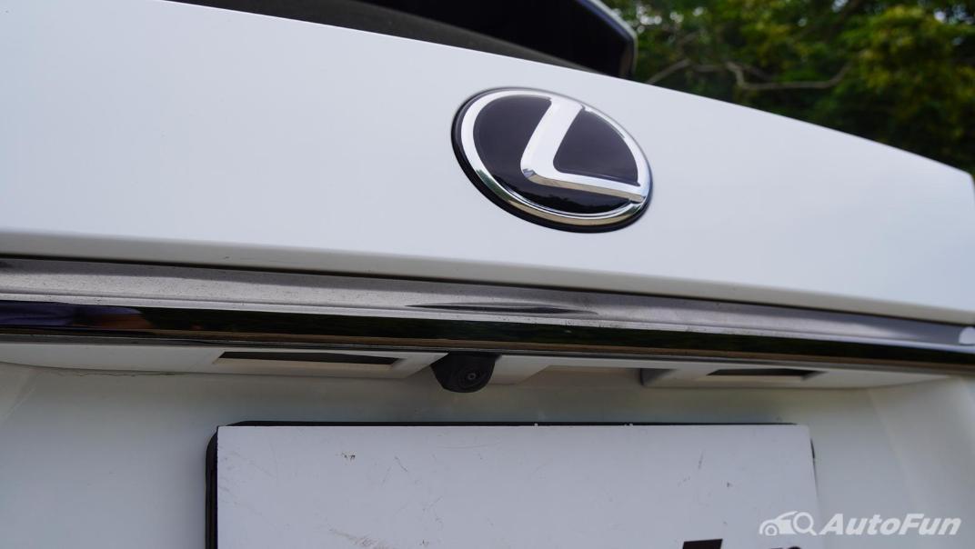2020 Lexus RX 3.5 350 F Sport Exterior 025