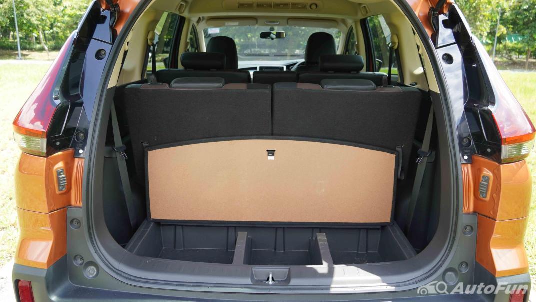 2020 Mitsubishi Xpander 1.5 Cross AT Interior 022