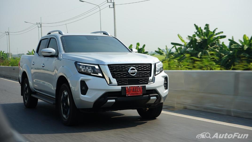 2021 Nissan Navara Double Cab 2.3 4WD VL 7AT Exterior 015