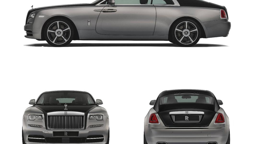 Rolls-Royce Wraith 2020 Exterior 007