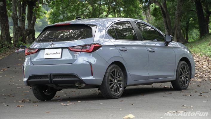 2021 Honda City Hatchback e:HEV RS Exterior 010