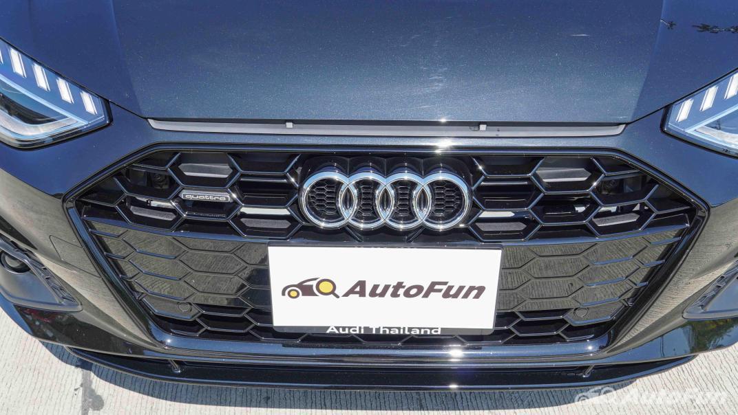 2020 Audi A4 Avant 2.0 45 TFSI Quattro S Line Black Edition Exterior 011