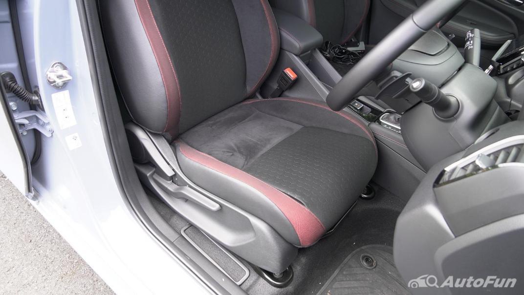 2021 Honda City Hatchback e:HEV RS Interior 028