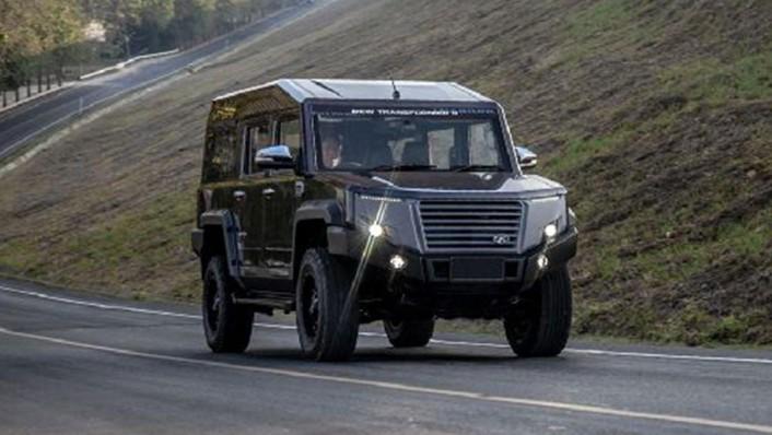 Thairung TR Transformer II 7 Seater 2020 Exterior 010