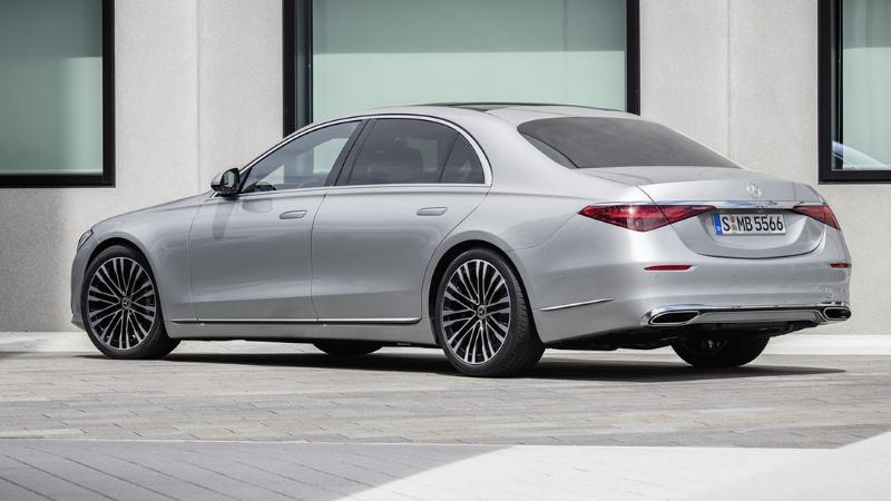 2021 Mercedes-Benz S-Class คงความสง่างาม เติมความโฉบเฉี่ยว พร้อมนวัตกรรมใหม่แน่นล้นคัน 02
