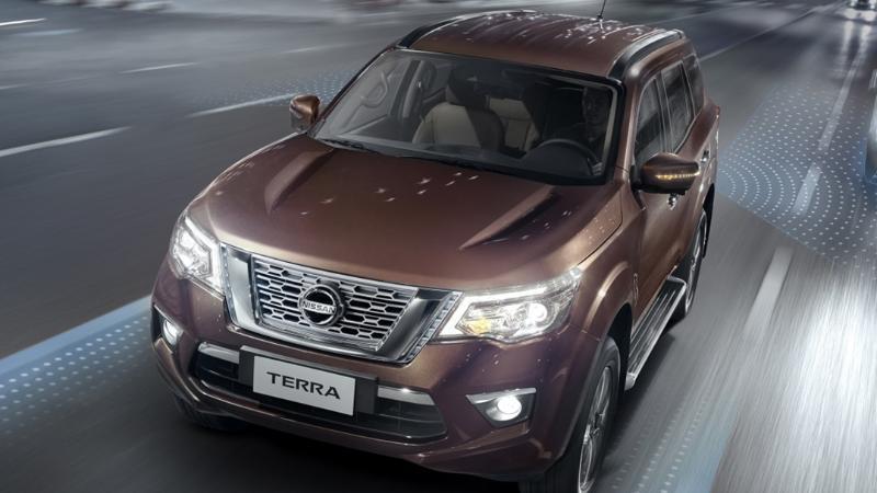 Nissan Terra งัดโปรลด 210,000 บาทรับรุ่นใหม่หรือเอา Ford Everest ประกันเกียร์ 10 ปี 02