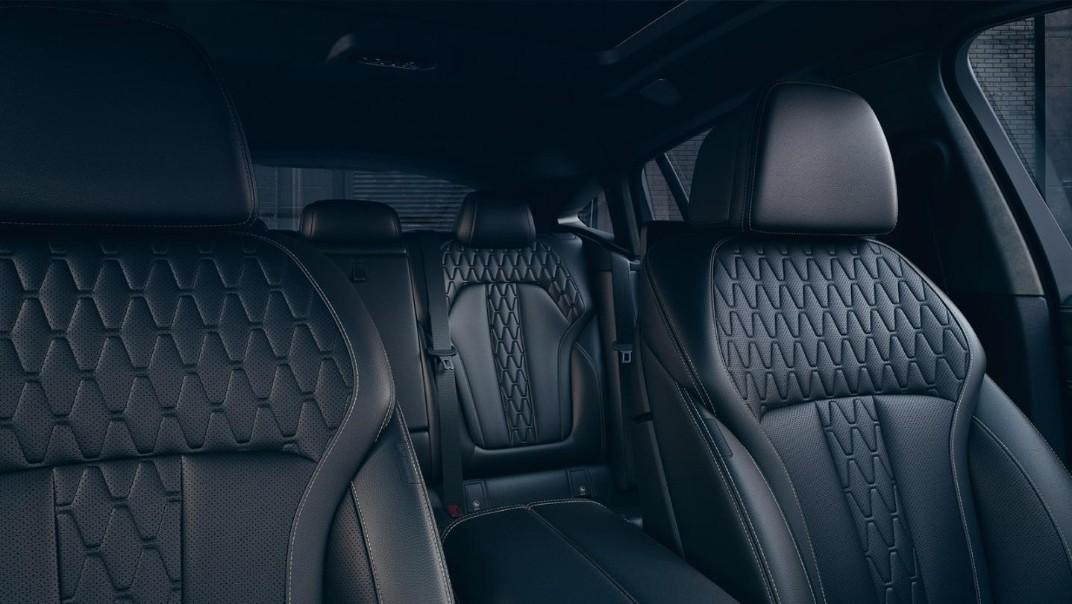 BMW X6 2020 Interior 004
