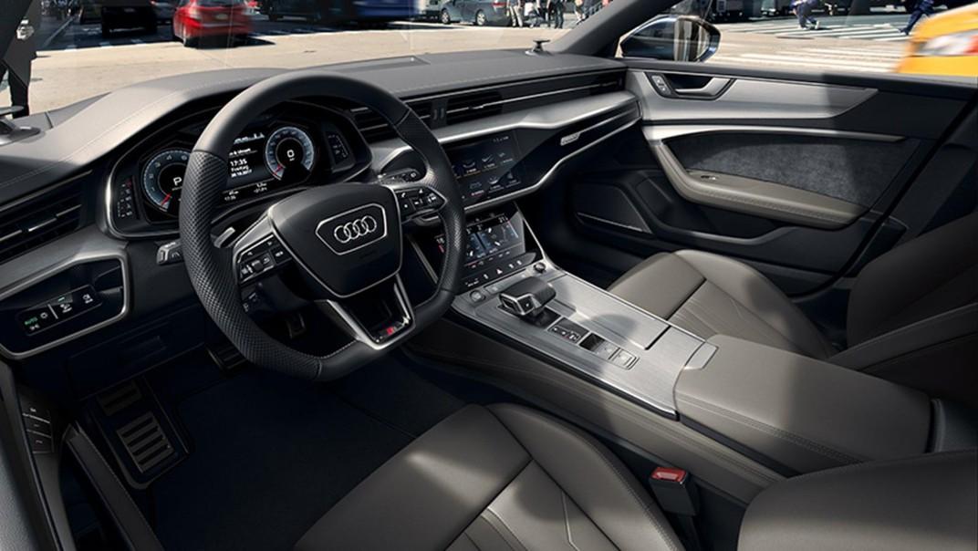 Audi A7 Sportback Public 2020 Interior 001