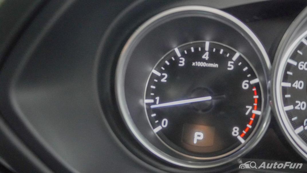 2020 2.5 Mazda CX-8 Skyactiv-G SP Interior 009