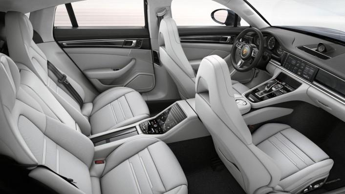 Porsche Panamera 2020 Interior 002
