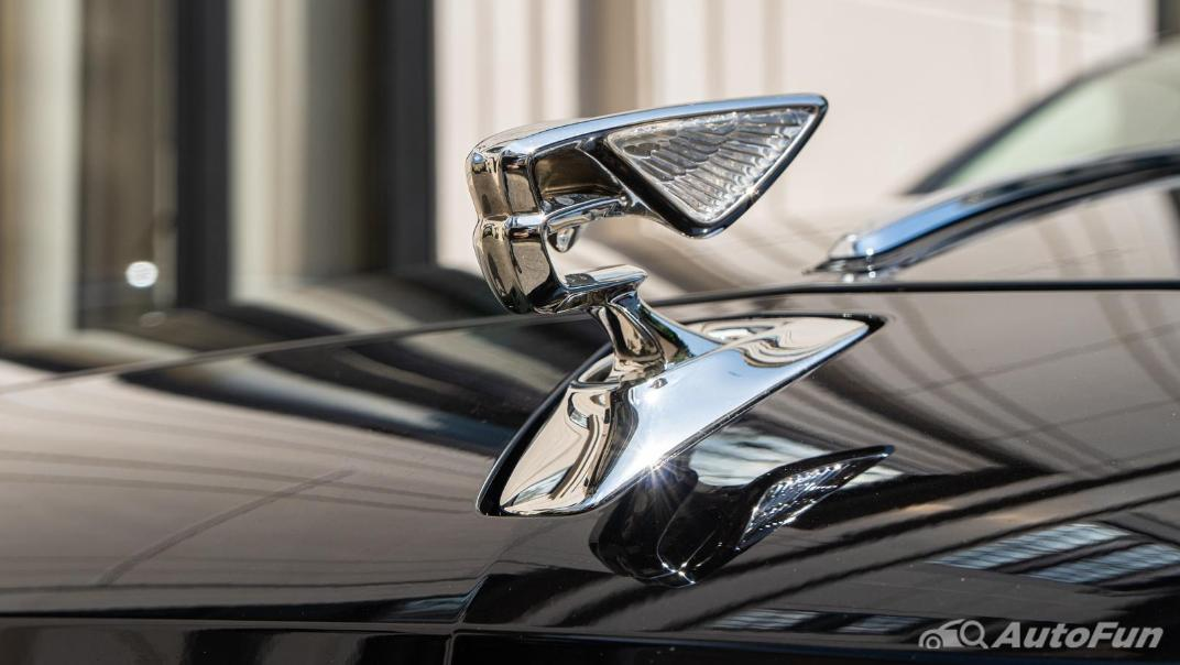 2020 Bentley Flying Spur 6.0L W12 Exterior 012