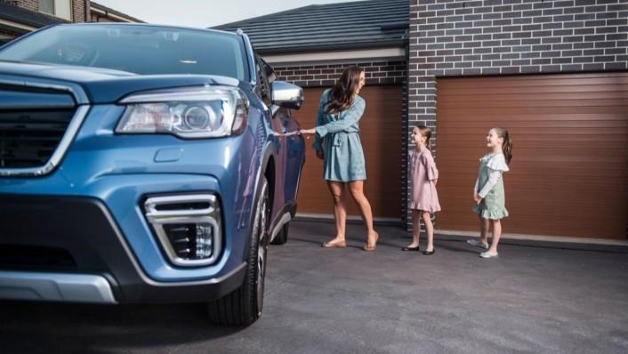 Subaru Forester 2020 Exterior 007